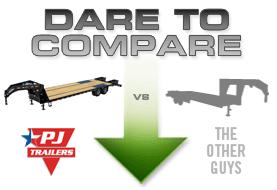 Dare to Compare Goosenecks