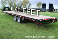 Hot Shot Trailers | PJ Trailers