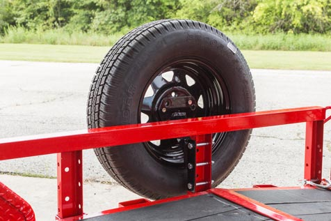 Ready Rail Tire Mount