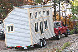 Tiny House Trailers | PJ Trailers