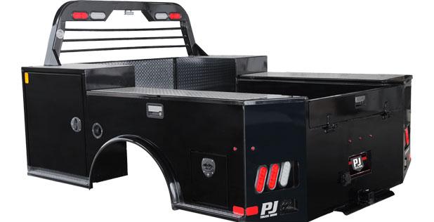 Utility Steel Truck Bed (GT)