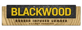 Blackwood Rubber Infused Lumber
