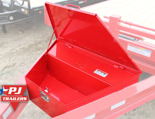 Full Size Divided Toolbox